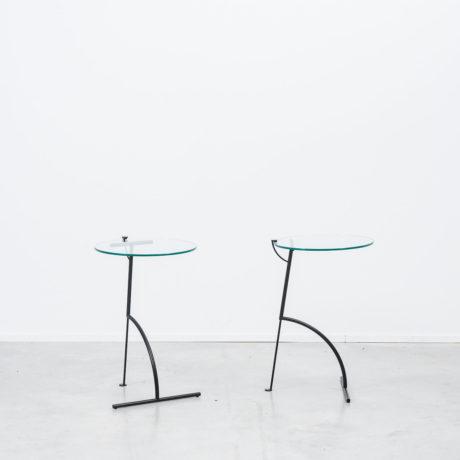 Italian Tebong side tables