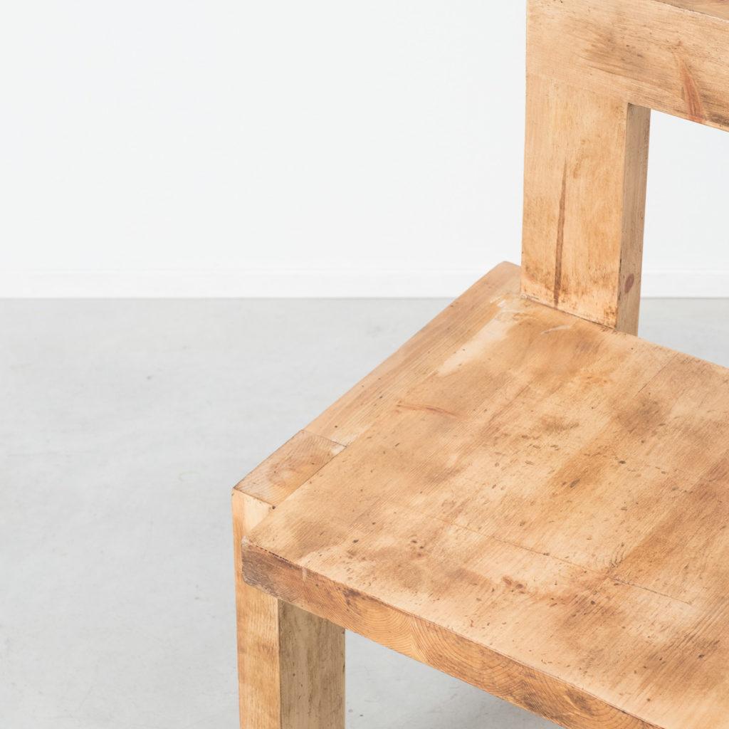 Gerrit Rietveld Steltman chair