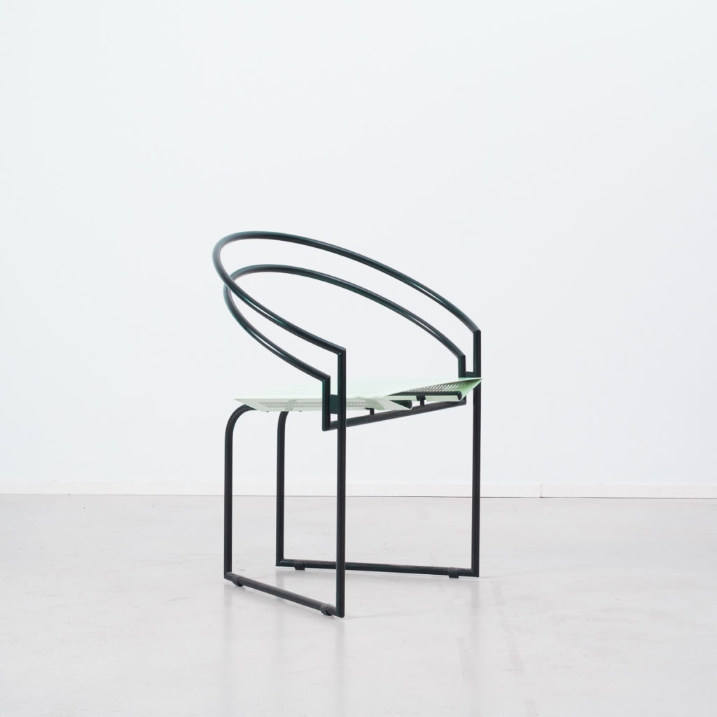 Mario Botta Latonda chair