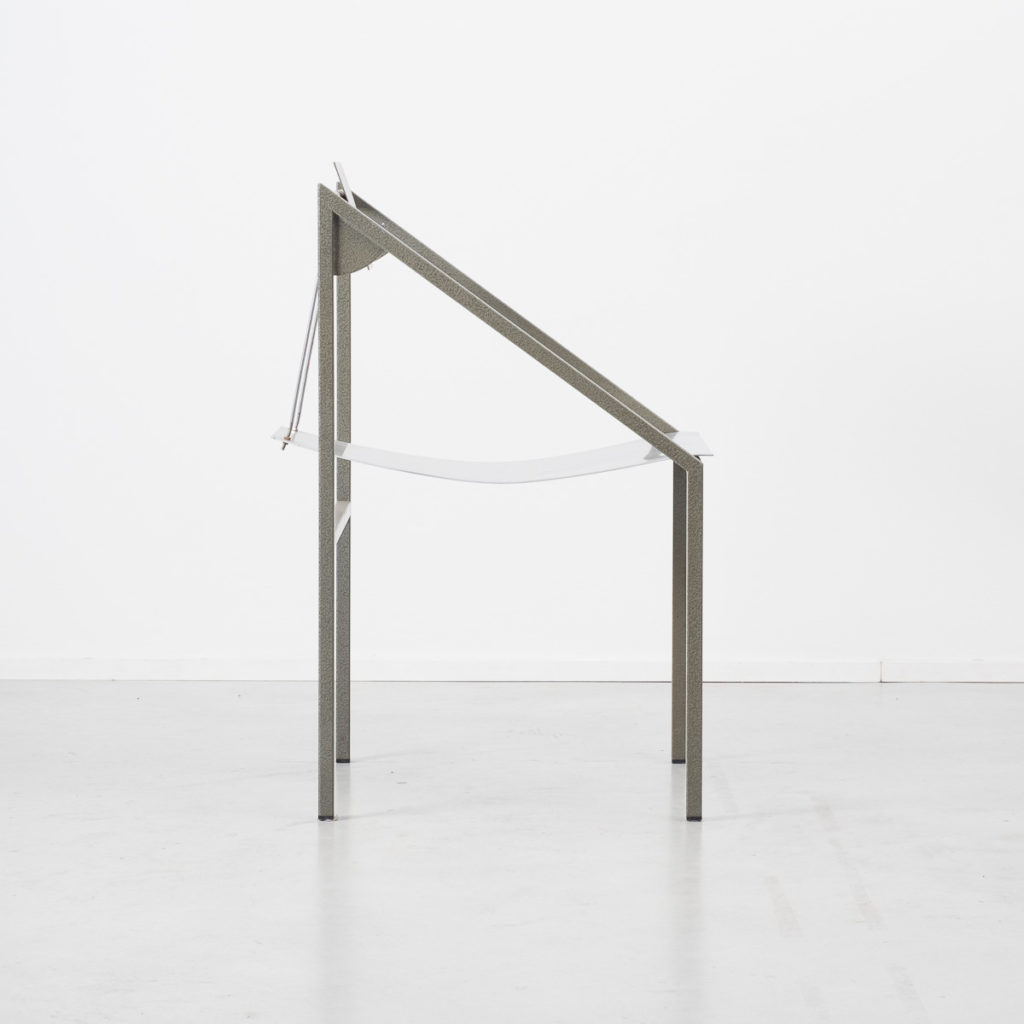 Prototype steel chair