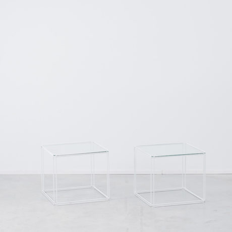 Max Sauze Isoceles tables