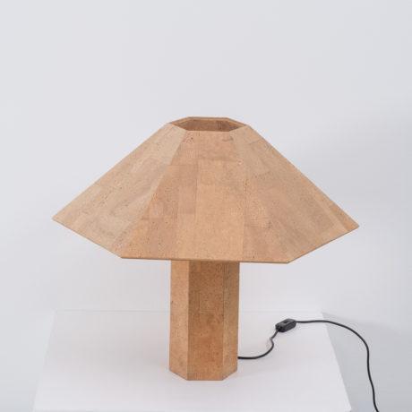 Ingo Maurer Cork lamp