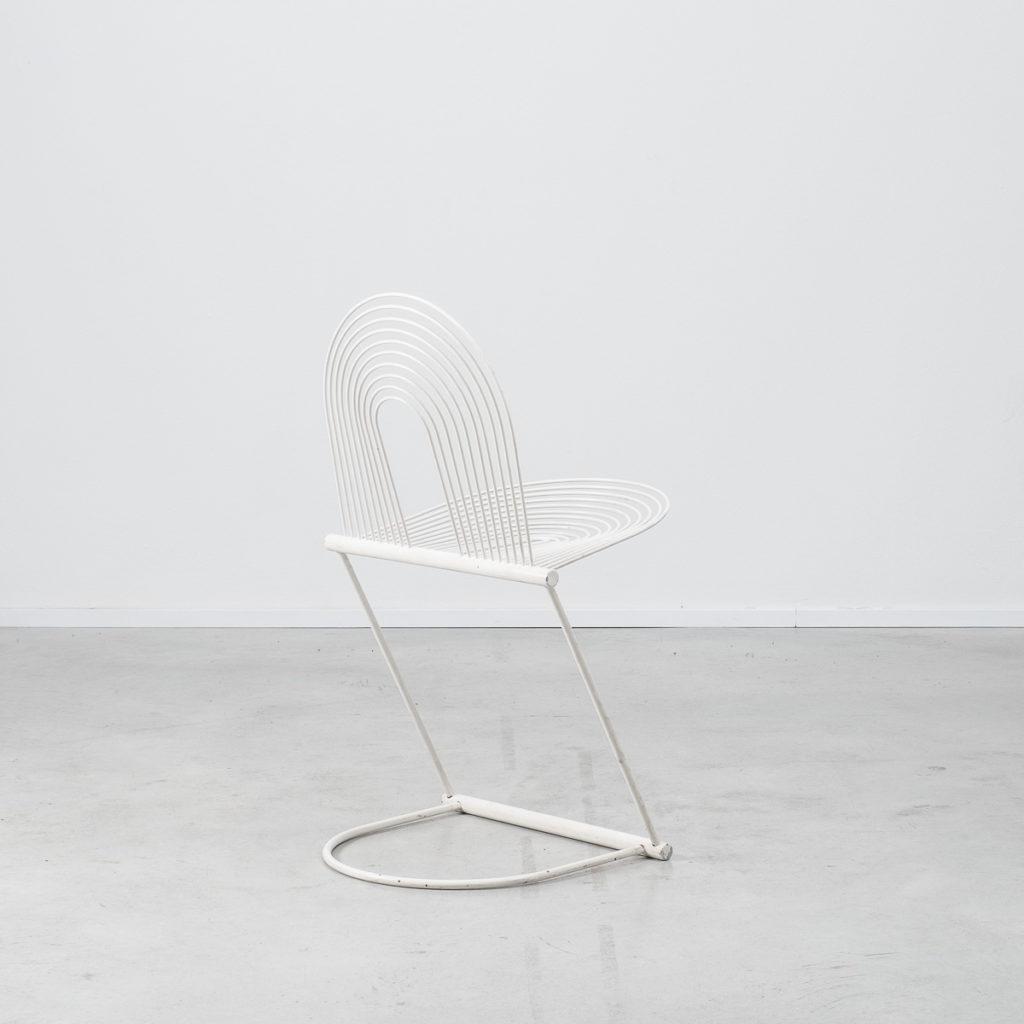 Jutta & Herbert Ohl Swing chair