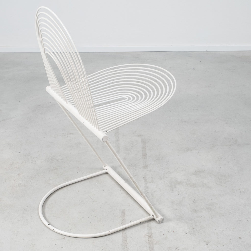 Jutta & Herbert Ohl Swing chair