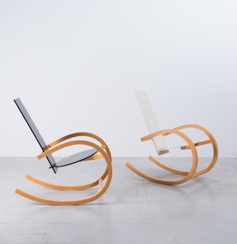Torben Skov rocking chairs