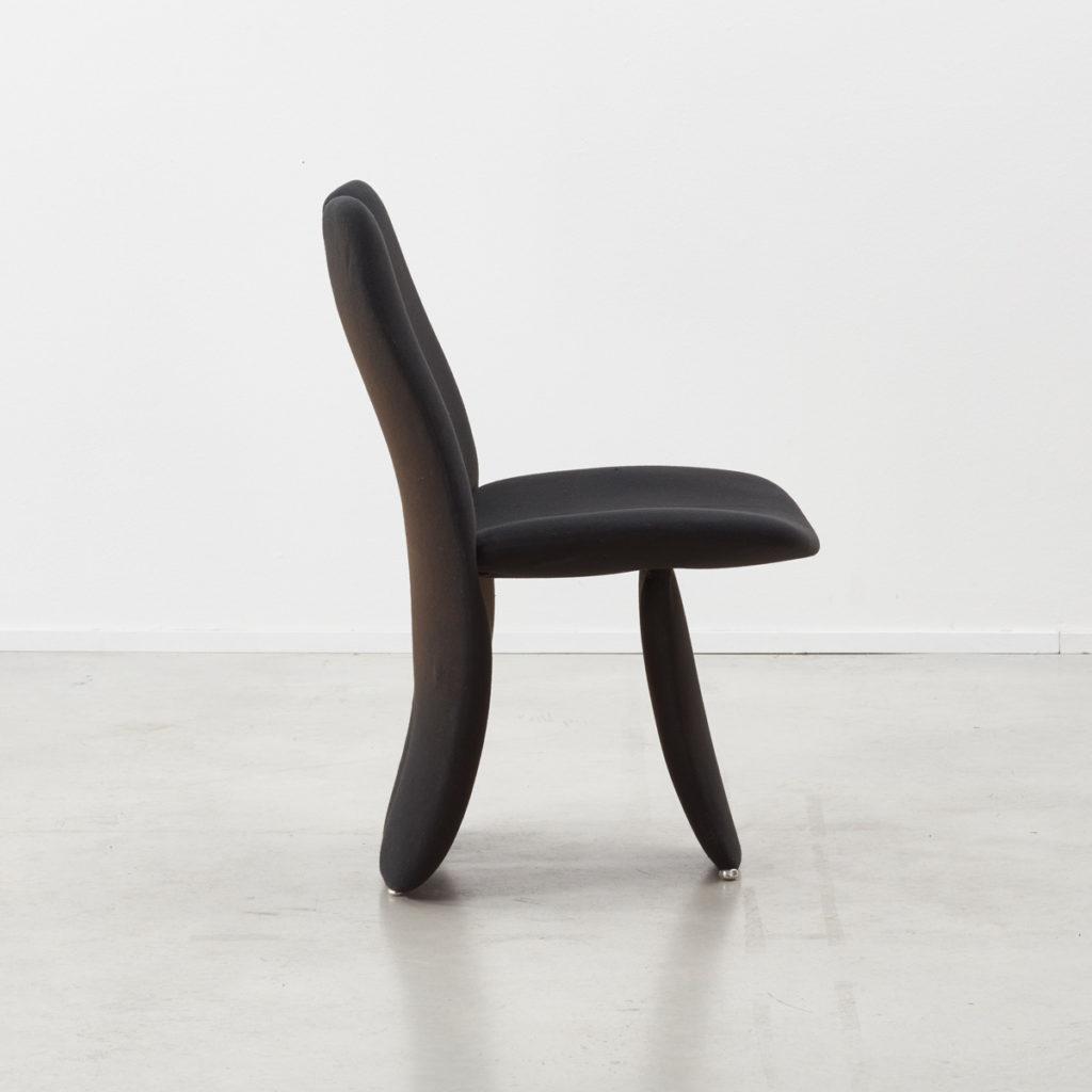Luigi Saccardo upholstered chairs