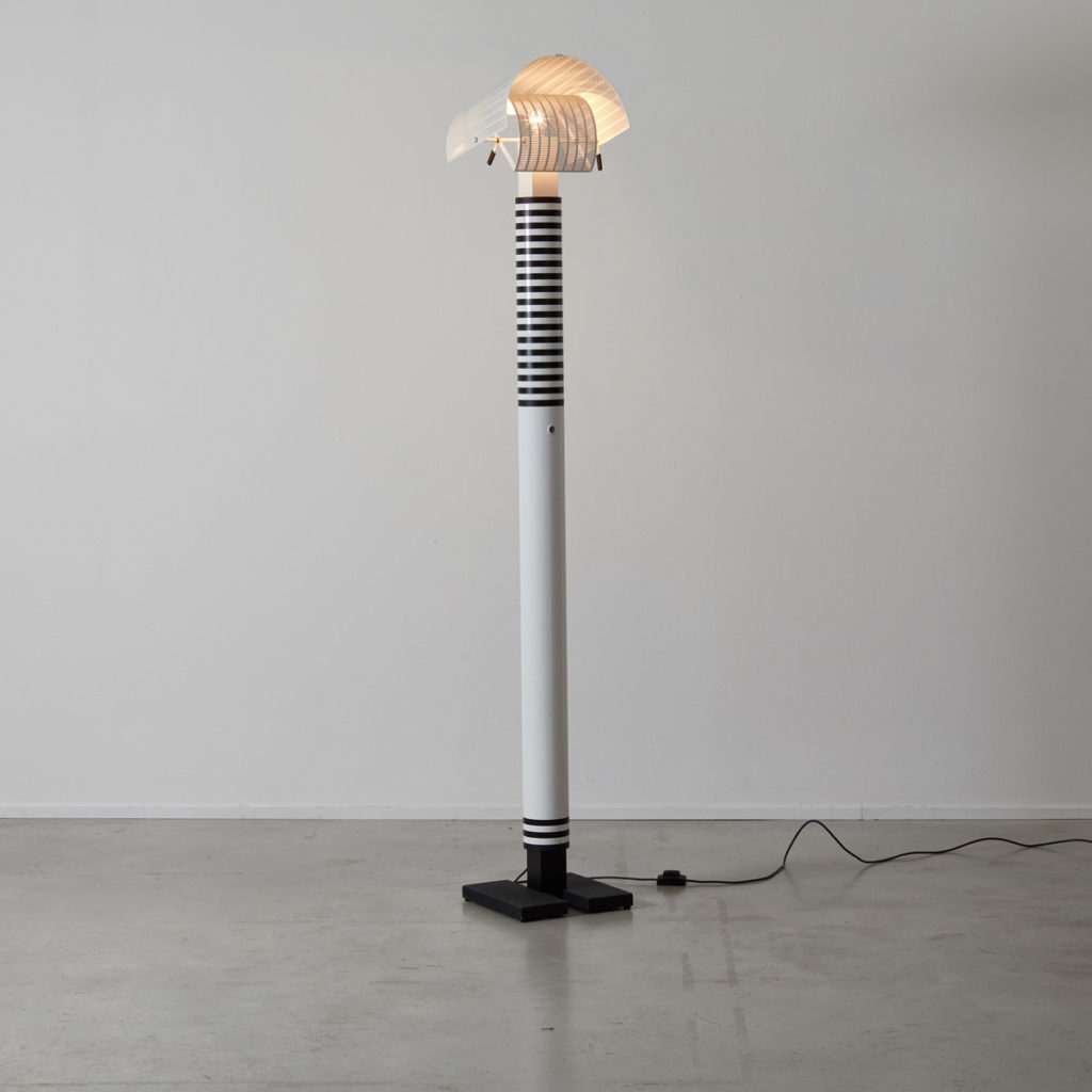 Mario Botta Shogun floor lamp