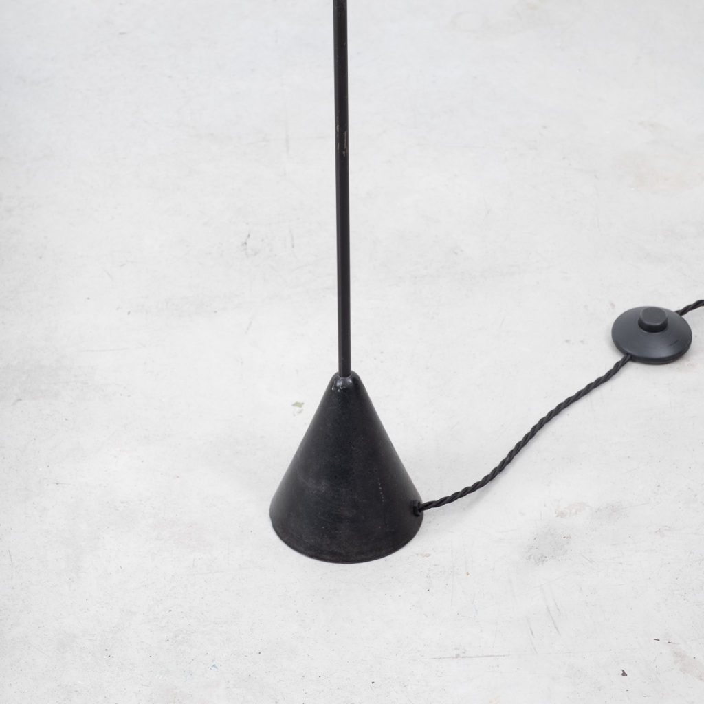 Carl Aubock attr. Vice Versa floor lamps