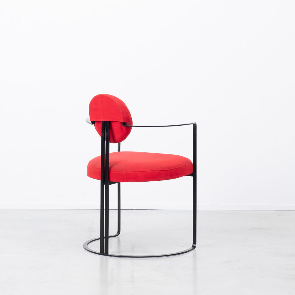 Michele de Lucchi attr chair