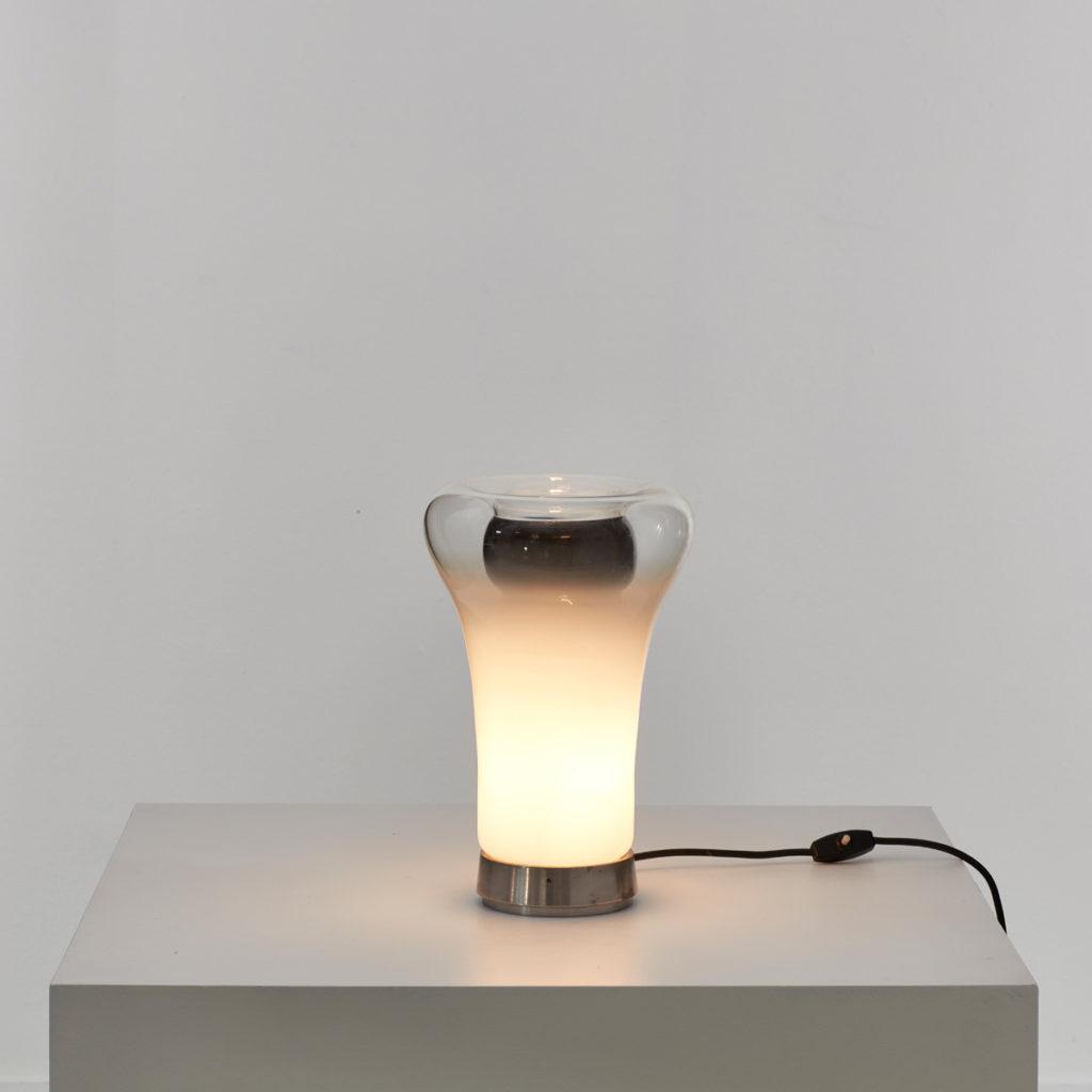 Angelo Mangiarotti Saffo lamps