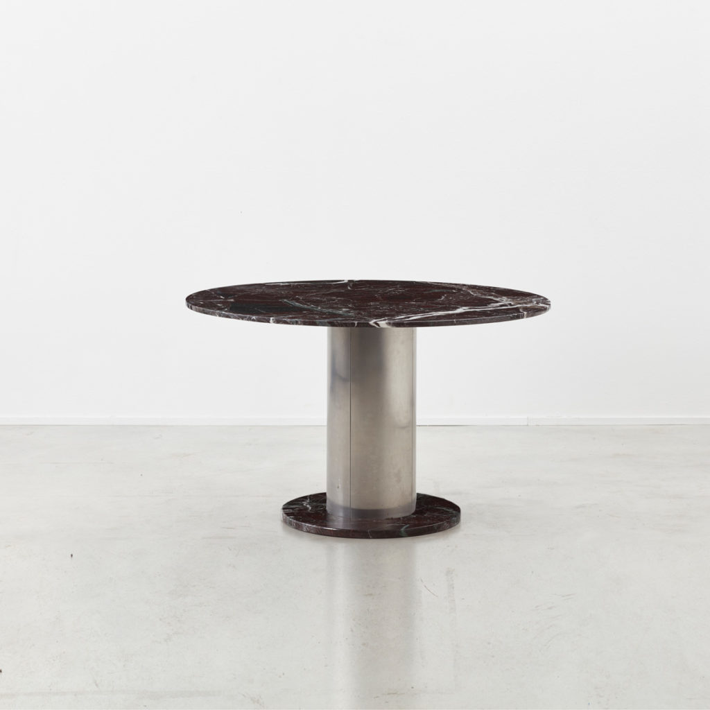 Ettore Sottsass attr dining table