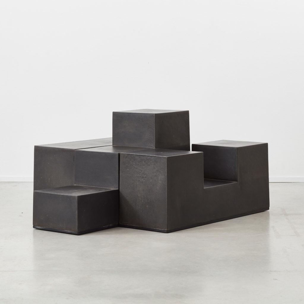 Mario Bellini Gli Scacchi pieces