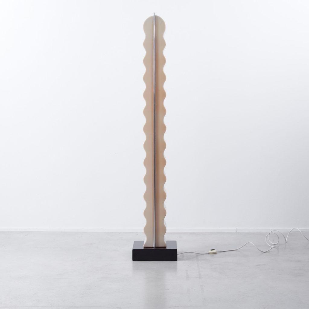 Ettore Sottsass Cometa Floor lamp