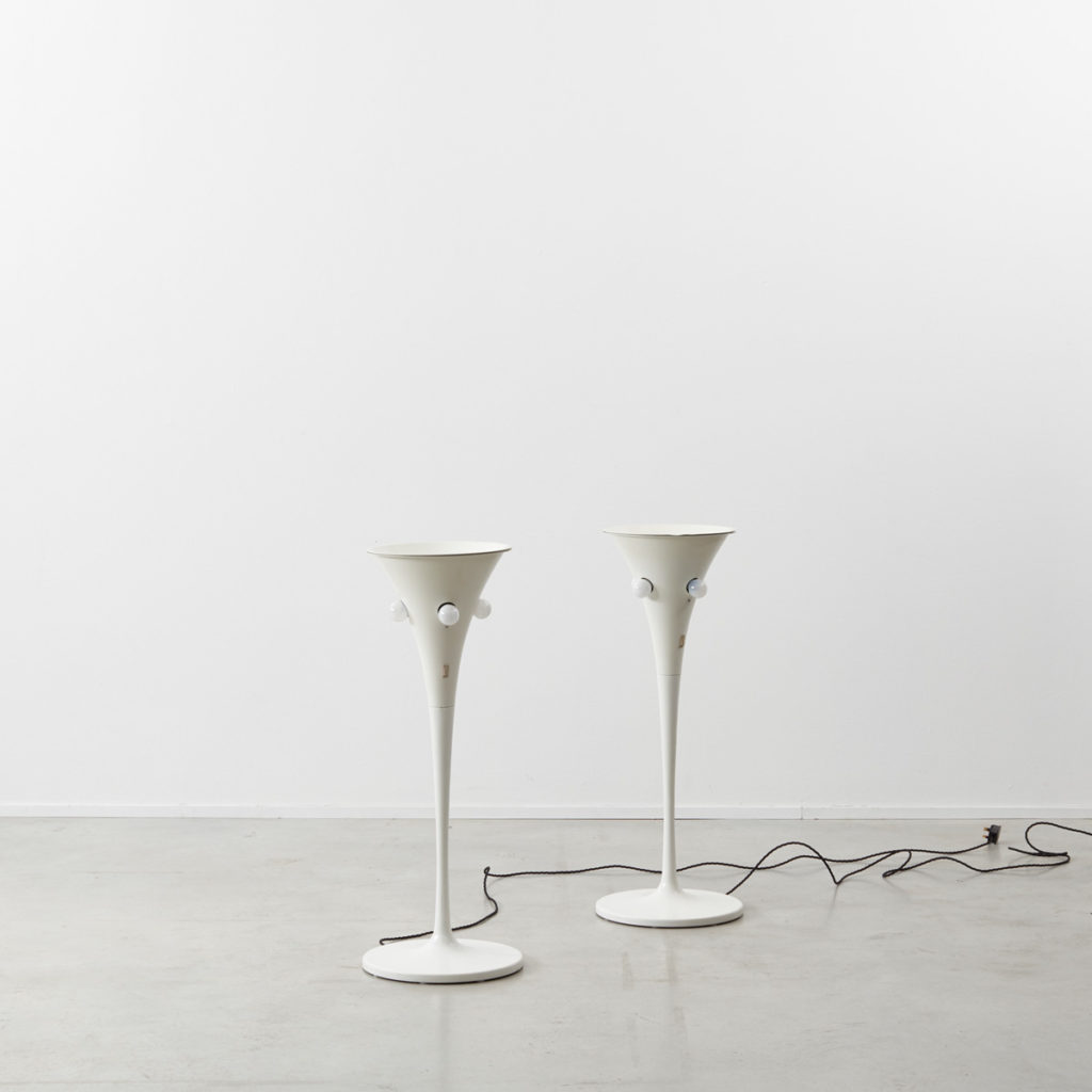 Tulip table / floor lamp