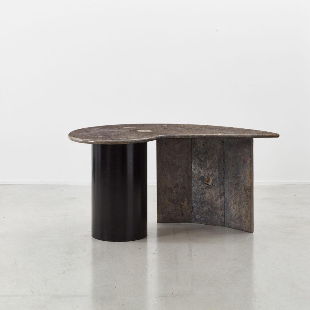 Fossilized Pierre D'Erfoud desk