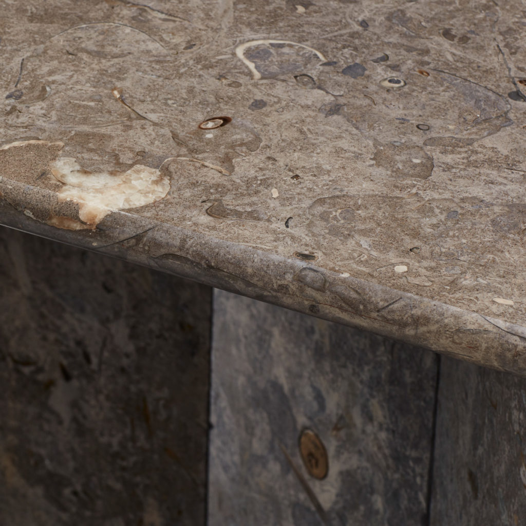 Fossilized Pierre D'Erfoud desk
