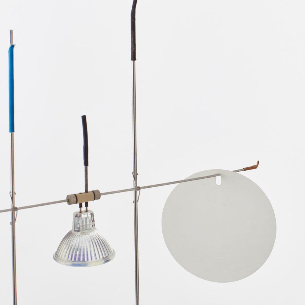 Ingo Maurer Fukushu lamp