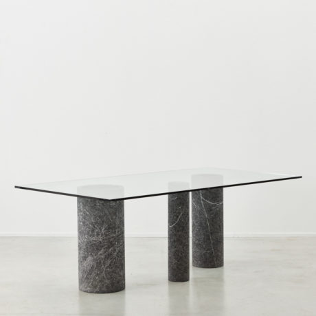 Massimo Vignelli dining table