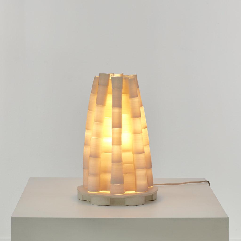 Margaret O'Rorke sculpture lamp