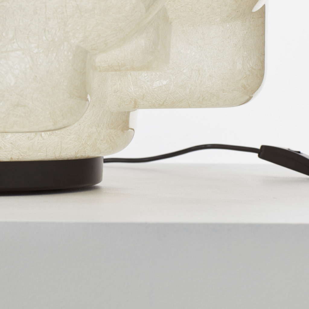 Sergio Asti Profiterole table lamp