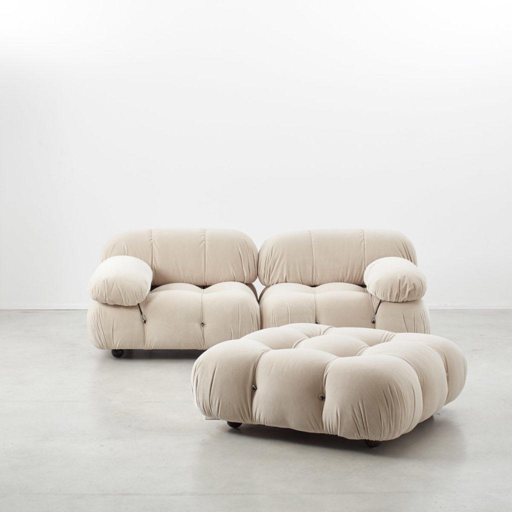Mario Bellini Camaleonda sofa