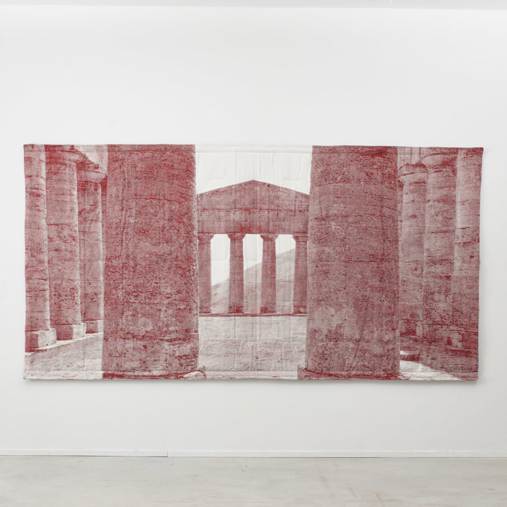 Enzo Mari Segusso wall hanging