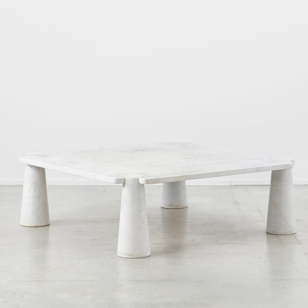 Angelo Mangiarotti Eros coffee table