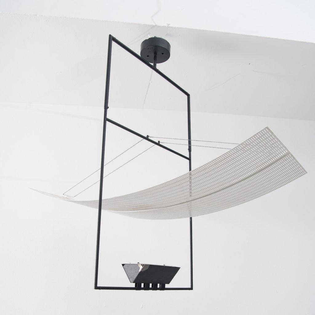 Mario Botta Zefiro chandelier