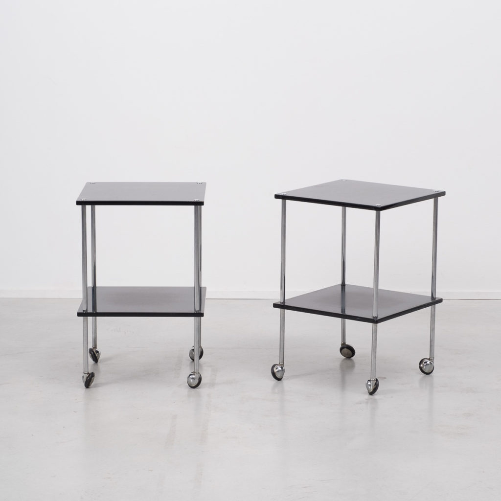 Dominioni attr. trolley tables