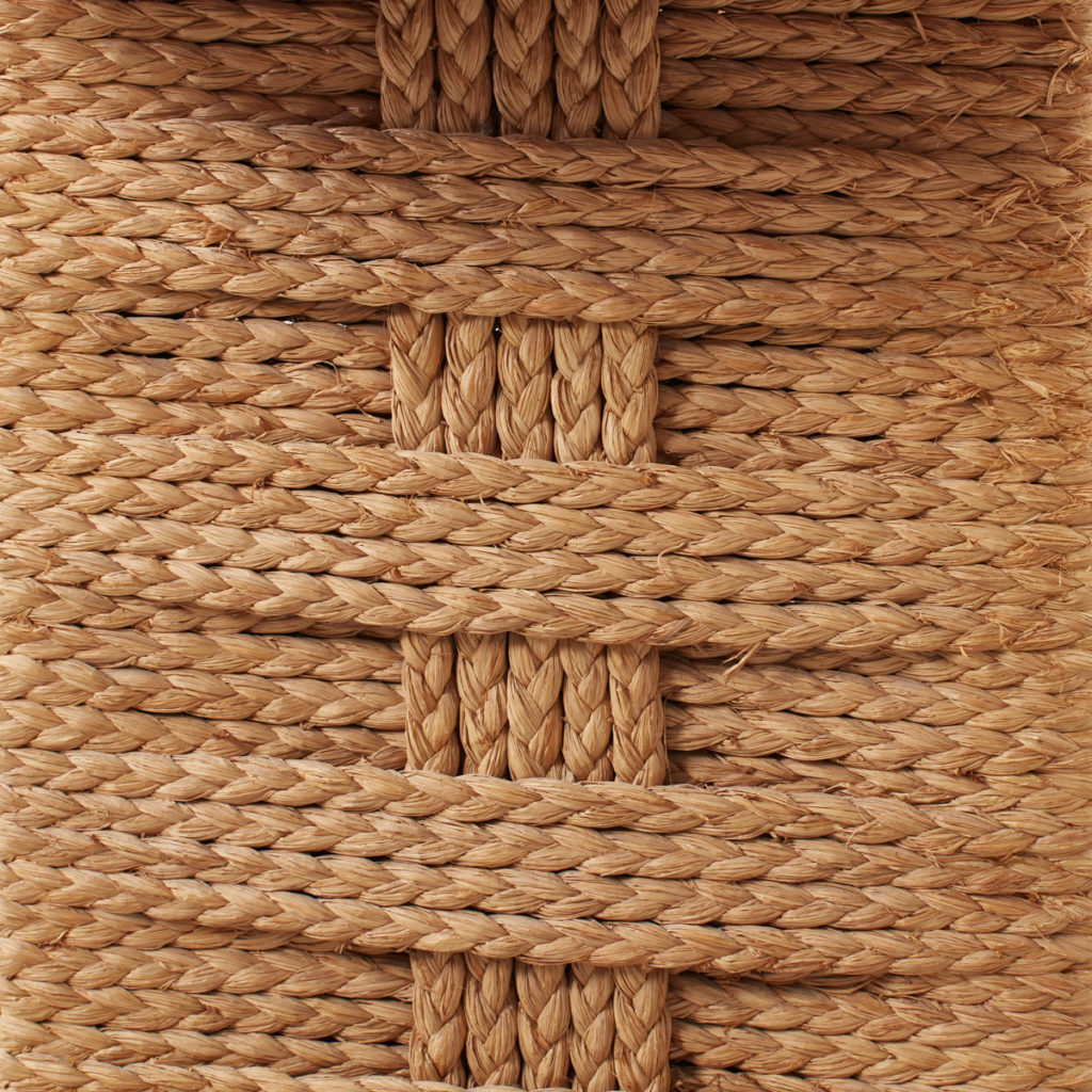 Audoux and Minet rope cord console