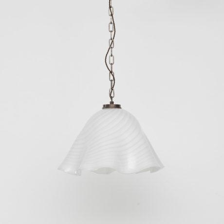 Murano Fazzoletto pendant