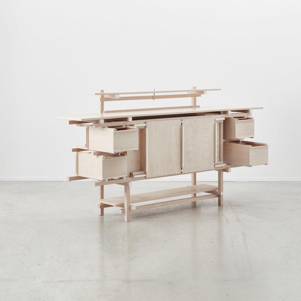 Gerrit Rietveld Elling sideboard