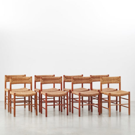 Charlotte Perriand Dordogne chairs