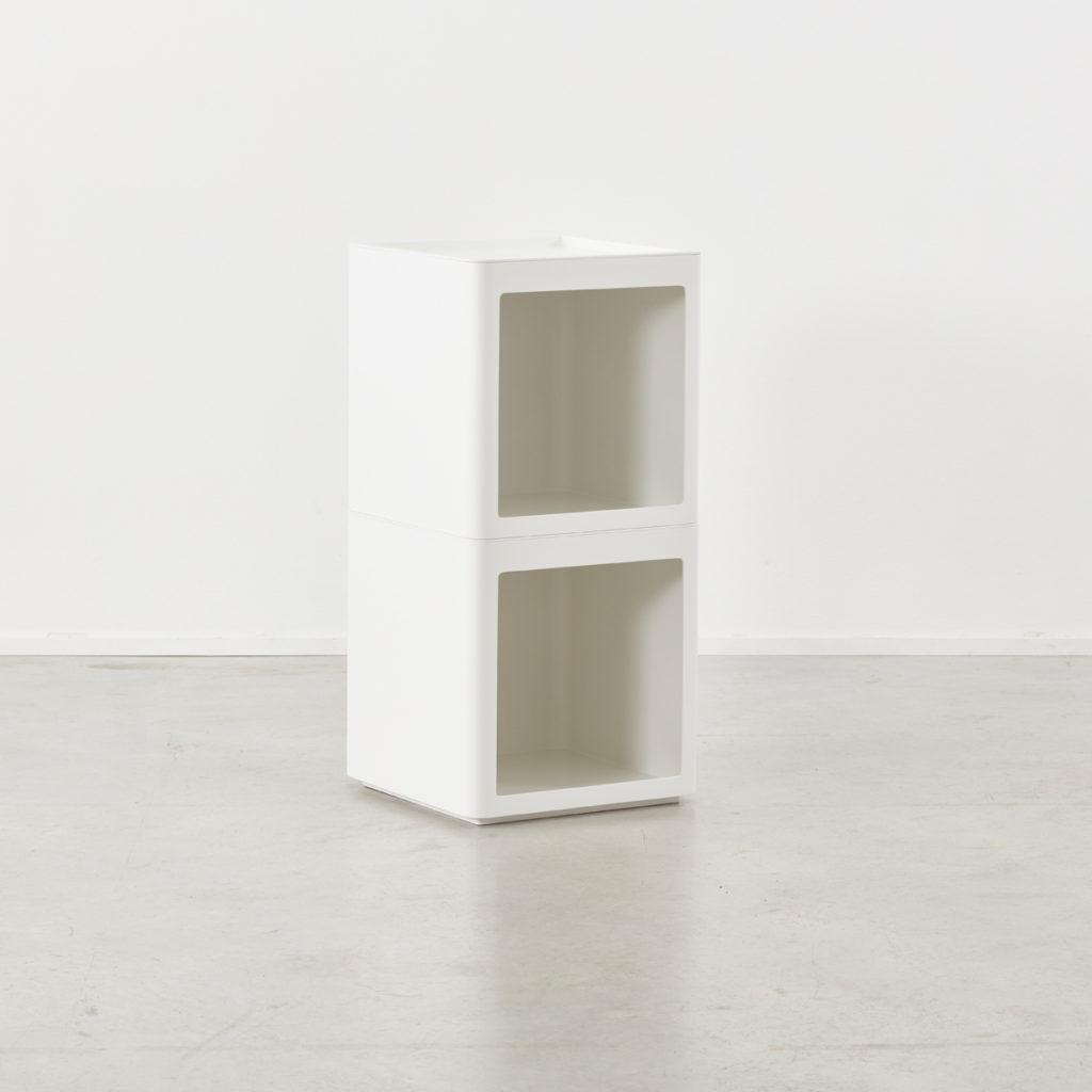 Pair of modular units by Giorgina Castiglioni