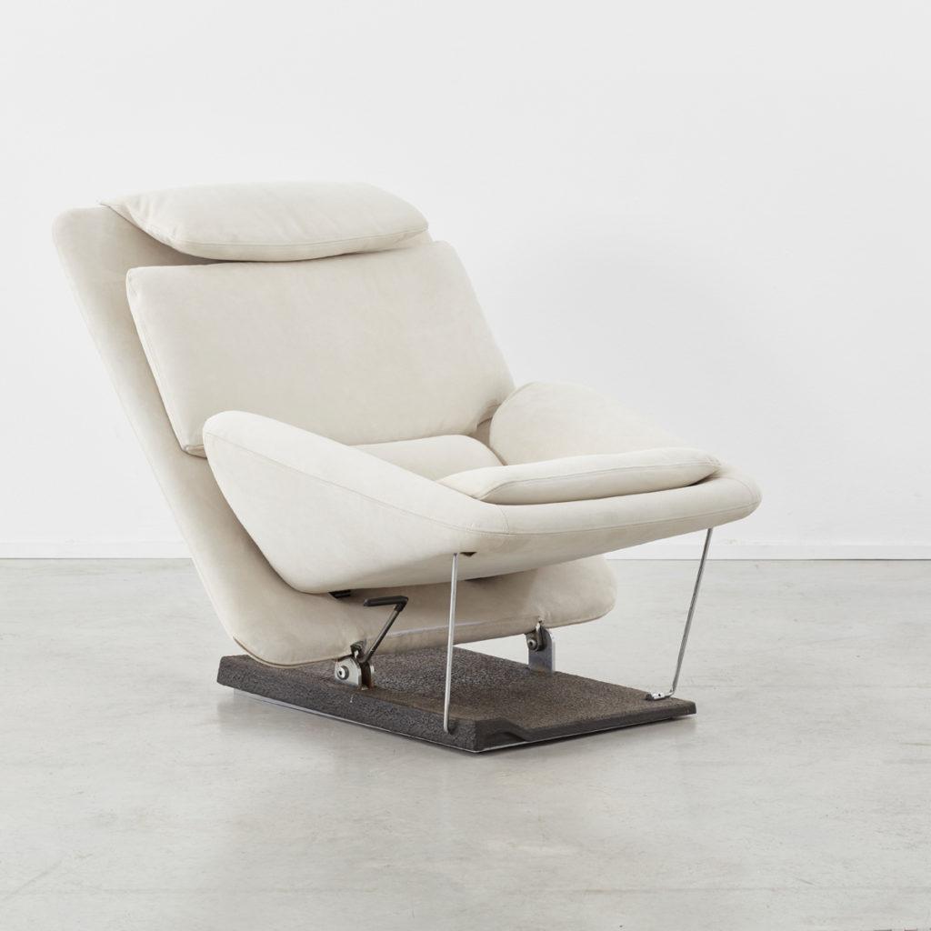 Pair Vittorio Introini chairs