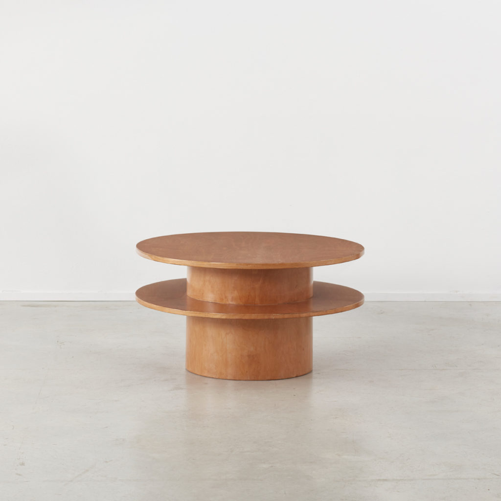 Gerald Summers two-tier table