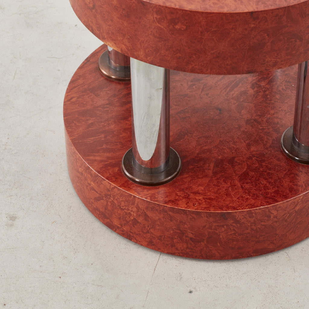 Hyatt side table by Ettore Sottsass