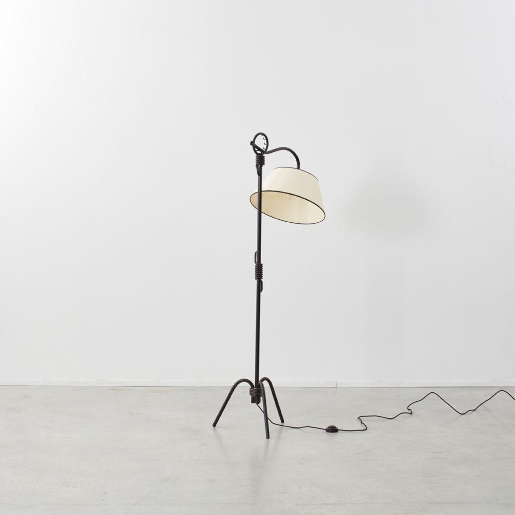 Jean Royèreattr floor lamp