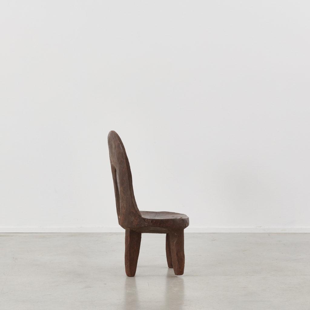 Vintage Ethiopian chair