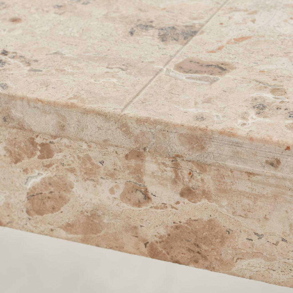Aleppo stone console table