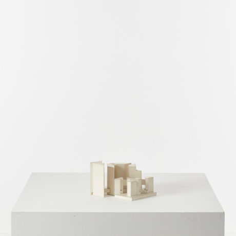 Architectural model by Pierre Parat
