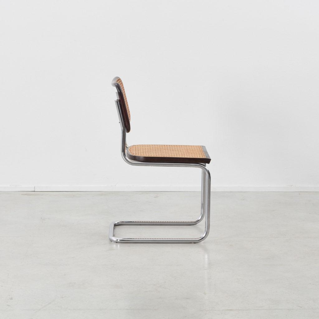 Marcel Breuer Cesca attr. chairs
