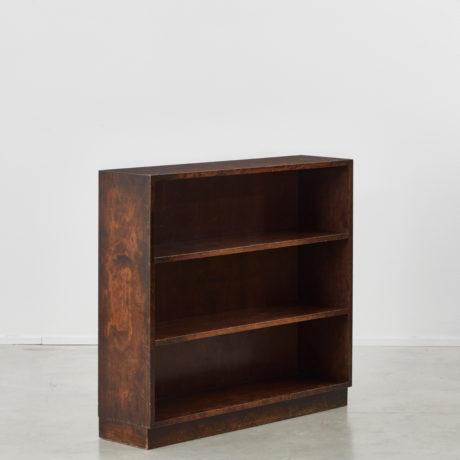 Axel Einar Hjorth bookcase