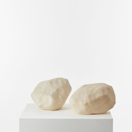 Set of Andre Cazenave rock lamps