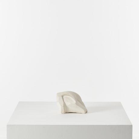 Martin Dutton Abstract chalk sculpture