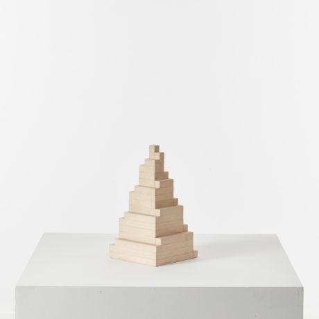 Gert Jan Verhoog wooden sculpture