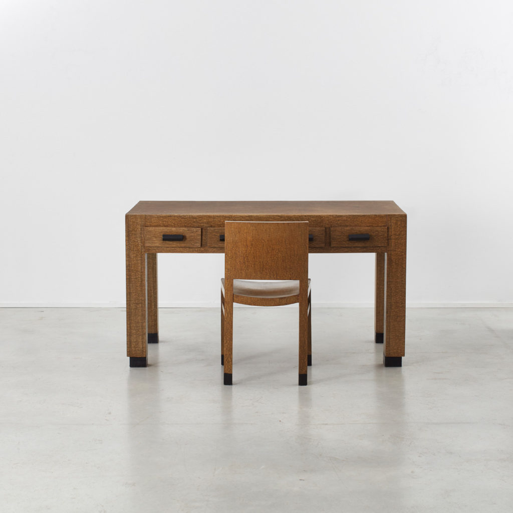 Montalcini & Pagano desk & chair