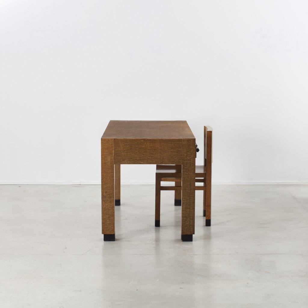 Montalcini & Pagano desk & chair