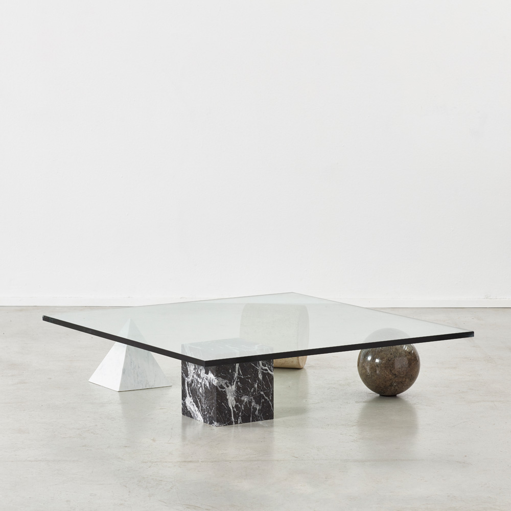 Vignelli Metafora coffee table