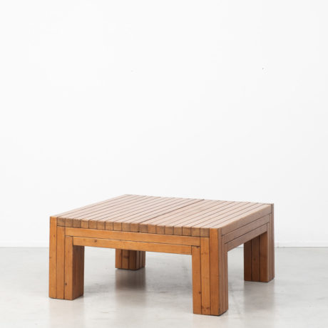 Urano Palma square coffee table